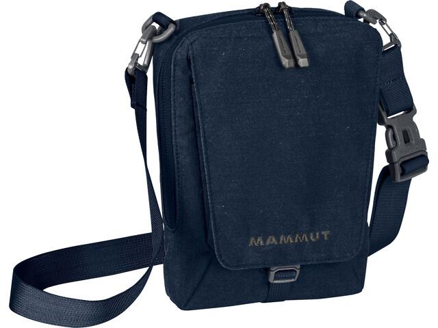 Mammut Täsch Pouch Mélange Bag 2L bottle, marine